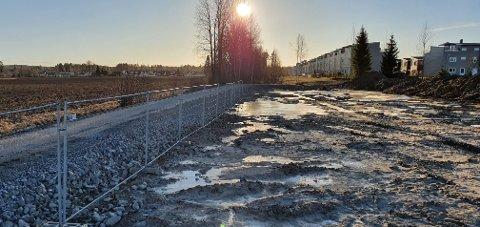 NY TURLØYPE TIL VÅREN: Den 1.200 meter lange turløypa vil etter planen stå klar allerede i april.