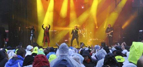 Retro live: Det blir ny retrofestival i Kragerø i juli neste år under navnet Kragerø Live. Her fra årets festival med Opus på scenen. Foto: Per Eckholdt