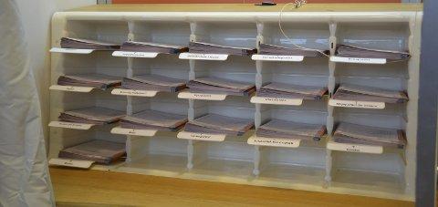 Kommunestyret skal torsdag ta stilling til om valgkretsene Skåtøy, Tåtøy og Kjølebrøns skal legges nes i forkant av høstens storingsvalg. (Illustrasjonsfoto)