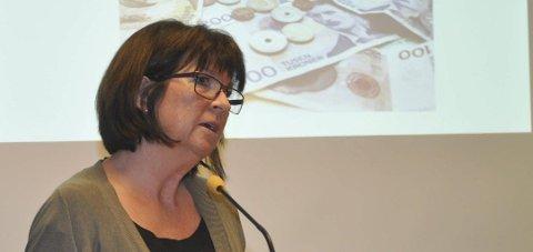 Kragerø-rådmann Inger Lysa