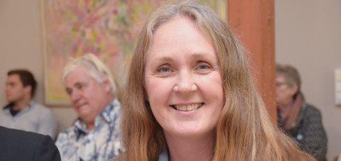 FORSLAG: Anita Mjelland var blant dem som utformet bobilforslaget.