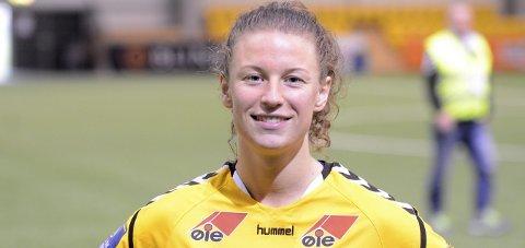 VINNER OG VINNER: Synne Skinnes Hansen og hennes LSK er ustoppelige i seriien