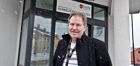 Arve Rolandsen, som idag er sjef for barnevernstjenesten i Bodø kommune, ønsker å bli kommunaldirektør.