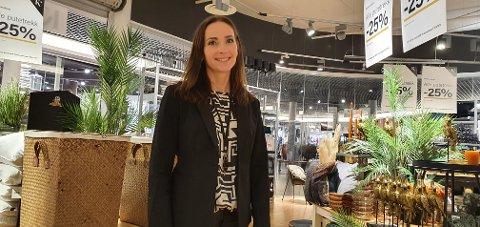Nina Janicke Hansen er ny butikkleder på Kremmerhuset.