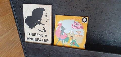 Barne- og ungdomsbibliotekar Therese Arntzen Vestnes på Meieriet bibliotek i Vestvågøy gir Lofot-Tidendes unge lesere lesetips hver uke i hele sommer. I uke 22 er det «Rot og Bjørne».
