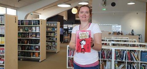Barne- og ungdomsbibliotekar Therese Arntzen Vestnes på Meieriet bibliotek i Vestvågøy gir Lofot-Tidendes unge lesere lesetips hver uke i hele sommer. I uke 26 er det Hør a' dagbok!».