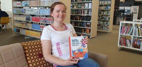 Barne- og ungdomsbibliotekar Therese Arntzen Vestnes på Meieriet bibliotek i Vestvågøy gir Lofot-Tidendes unge lesere lesetips hver uke i hele sommer. I uke 23 er det «Krympekatastrofe».
