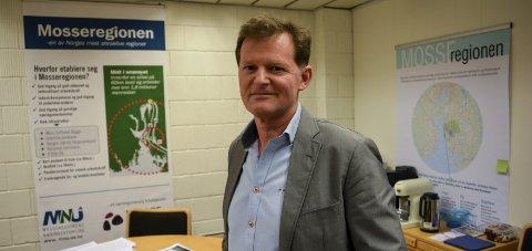 RESPEKT: Yngvar Trandem i Mosseregionens Næringsutvikling har fått en ærefull nominasjon.