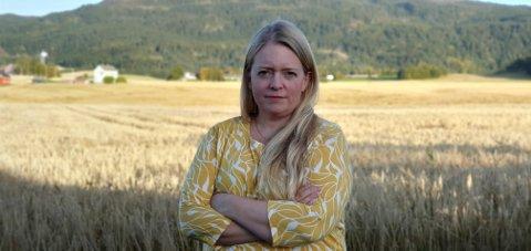 Ingrid Berg Selfjord, leder i sykepleierforbundet i Trondheim kommune, er ikke fornøyd med lønnsoppgjøret.
