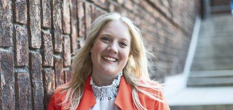 HELSEPOLITIKER: Aina Stenersen er nytt medlem i bystyrets helse- og sosialkomité, samt helsepolitisk talsperson for Frp. Pressefoto