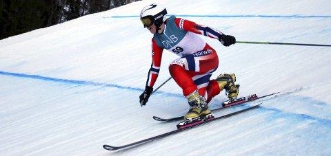 Imponerte: Mathilde Olsen Ilebrekke imponerte med en ny 2. plass i verdenscupen i telemark søndag. Arkivbilde
