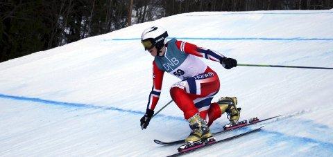 Solid kjøring: Mathilde Olsen Ilebrekke fra Nordre Land har startet verdenscupsesongen med to andreplasser.