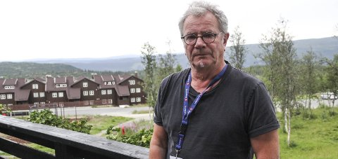 Troll-fan: Lørdag 28. juli blir det trøkk i Valdres når Staut og Åge Aleksandersen spiller rett etter hverandre på Trollrock. ARKIVBILDE