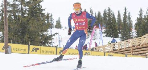 Seier: Ansgar Evensen vant gutter 17 år på Gålå – og i norgescupen.