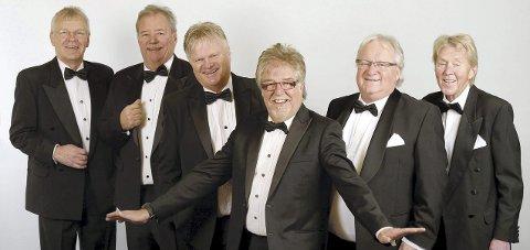 POPULÆRE: Ole Ivars er et av Norges mest folkekjære orkestre. De spiller opp i Aud. Max. i april.