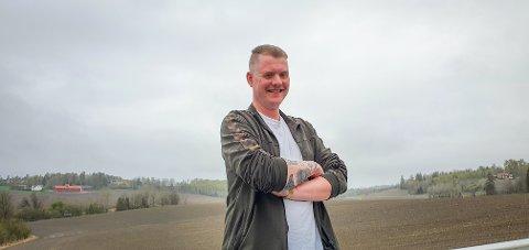 Magnus  Haugholt Henningsmoen