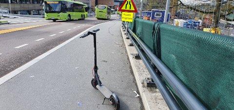 NYE REGLER: 18. mai er det nye regler for elsparkesykler i Norge.