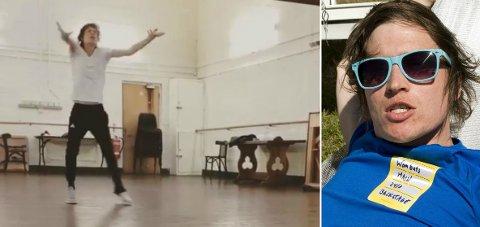 – EN STOR ÆRE: Tord Øverland Knudsen i The Wombats sier til Østlendingen at det er en stor ære at Mick Jagger bruker deres musikk for å riste løs på dansegulvet. Foto: Skjermdump Instagram / Tor Erik Schrøder, NTB scanpix