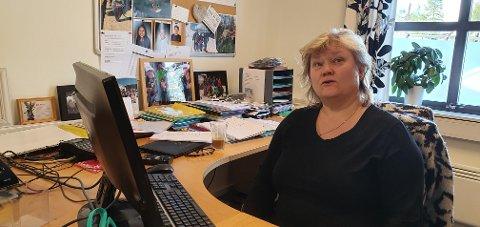 DAGPENDLER: Siden Trysil ble koronastengt i mars har Eva Ruder Thorén, daglig leder i Trysilguidene, dagpendlet fra sin bolig i Sälen.