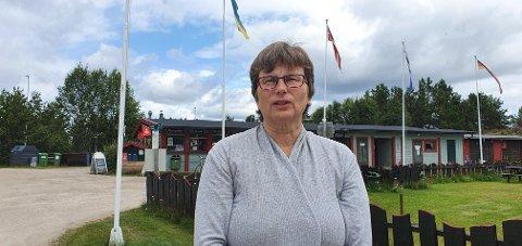 SJOKK: Ann-Mari Hagen, eier av Sølenstua Camp og Hytter, fikk sjokk da festeavgiften tidligere i år plutselig ble økt med 270 prosent.