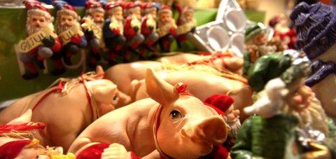 De vanligste synderne, også kalt irritanter, er juleplanter, juletrær, støv fra gammel julepynt og røkelse. Juleallergikere kan også reagere på julekrydder, adventslys og rengjøringsmidler.