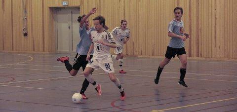 Kim Råde og Svartisen spilte godt i helgas NNM i Alta. Nå venter ny kvalik i Bodø.