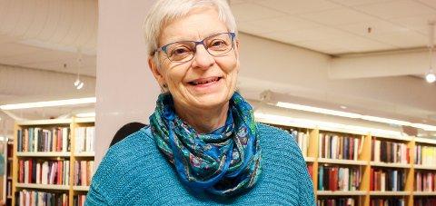 SLUTTER: Irene Bergsnev går av 1. november som enhetsleder for kultursenteret og biblioteksjef.