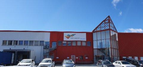 PLANLEGGER TILBYGG: Nor Tekstil på Biri Senter trenger mer lagerplass. Tema Eiendom vil derfor bygge et tilbygg på totalt 800 kvadratmeter.
