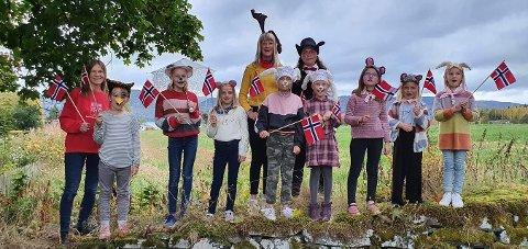 Jevnaker Barnekor og Brandbu Barne- og Ungdomskantori er klare for konsert!