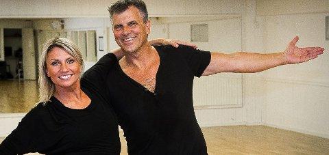 Tilbake på skjermen: Jarl Goli har vært med på TV2s «Skal vi danse». Nå kommer han tilbake i en annen rolle på samme kanal. FOTO: KAY STENSHJEMMET