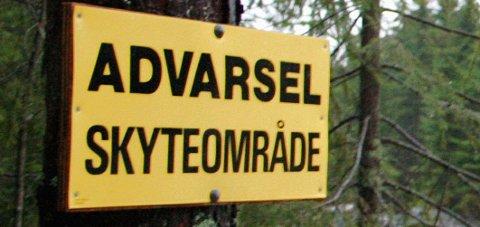 Positive: Et stort politisk flertall i Skedsmo er positive til at planleggingen av ny skytebane i Skedsmo startes.