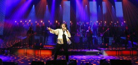 Queen-show: Kommer til Lillestrøm kulturhus i oktober. Foto: Anita Søderlind Andersen.