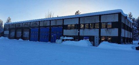 14 MILLIONER: Sammen med Rolf Mobæk har skikongen Bjørn Dæhlie betalt 14 milloner for denne eiendommen og dette bygget i sørenden av industriområdet Mosanden i Trysil.