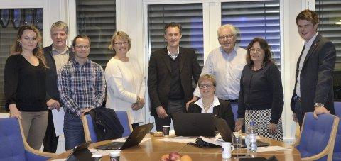 MØTES: Formannskapet i Røyken har åpent møte i formannskapssalen på rådhuset i ettermiddag.