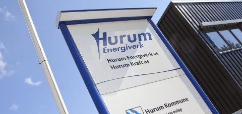 SKILT: NVE har overført nettvirksomheten fra Hurum Energiverk AS til Hurum Nett.
