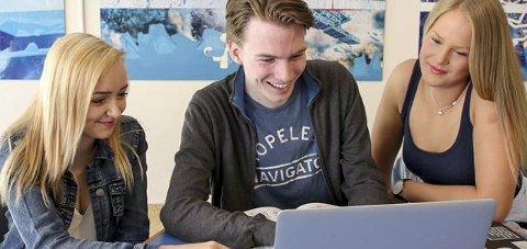 9162 HAR FÅTT PLASS: 9162 søkere har fått tilbud om skoleplass i Buskerud, mens 481 med ungdomsrett foreløpig står uten. Ill.foto: BFK