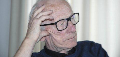 NR. 100: Lørdag åpner Holmsbustuene sin utstilling nummer 100, og det er Håkon Bleken som viser sine arbeider.