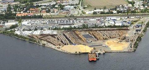 Oslofjorden Friluftsråd: Anbefaler ikke tømmerhavn hverken i Sande eller i Holmestrand.