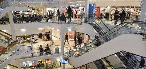 SKAL SPARE INN: Kleskjeden Kappahl stenger flere butikker.