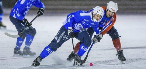 SPILLER FREDAG: Anton Olsson og SBK spiller den første kvartfinalen allerede fredag.