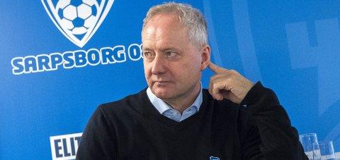 Har kontroll: Daglig leder Espen Engebretsen er klar på at første halvår var knalltøft, men at de hele tiden har god kontroll på økonomien i klubben.