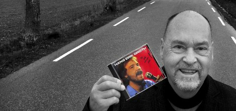 Til Glenghuset: Hans-Erik Groth spiller i Glenghuset lørdag 6. juni.