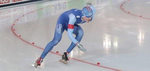 BLANDET: Jørgen Sæves var litt mellomfornøyd etter helgens tre verdenscupløp i Stavanger. FOTO: TOR-BJARNE WESTGÅRD