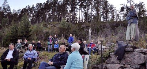 VASSÅS:: Det er masse kultur ved Vassås, gammel matkultur, historisk kultur, og plassen brukes til samling og kos. Arkivfoto