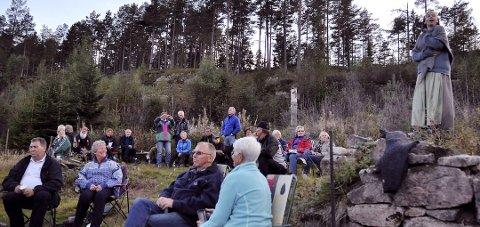 VASSÅS: Det er masse kultur ved Vassås, gammel matkultur, historisk kultur, og plassen brukes til samling og kos. Arkivfoto