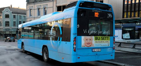 Nye busser: Flere klager nå på bussvedlikeholdet. Fylkeskommunen håper det bedrer seg med de nye bussene som kommer til sommeren.