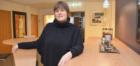 KAN snu: – Med flere søkere til idrett i Porsgrunn neste år, er det mulig å opprette en idrettsklasse til, sier utvalgsleder Maja Foss Five (Ap).