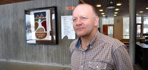 Mange søkere: Kommunalsjef Tollef Stensrud regner med at Porsgrunn kommune ansetter rundt 10 av de 179 søkerne til lærerjobber i Porsgrunn.