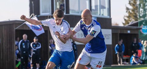 TAP: Tarjei Skoftedalen Fiskum og Storm-gutta måtte konstatere at det ble et nytt tap.