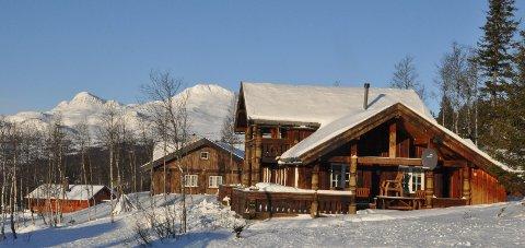 ILLUSTRASJONSFOTO: Illustrasjonsfoto fra hyttebygging i Hjartdal. Hjartdal kommune har i alt drøye 2500 hytter.
